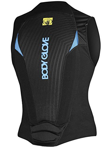 Body Glove Lite Pro Rückenprotektor, Schwarz, XL
