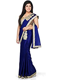 Aarti Saree Ready To Wear Collection (Blue)