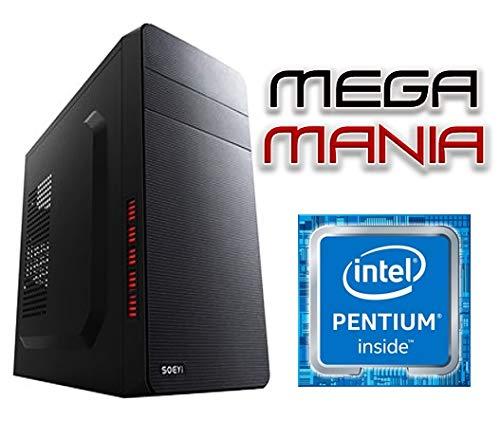 Megamania PC Ordenador SOBREMESA Intel PENTIUM G5400