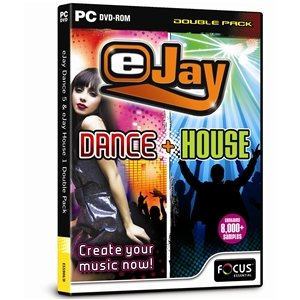 eJay Dance & House Double Pack (PC DVD ROM)