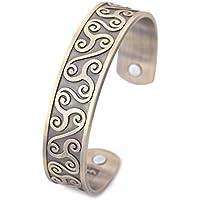 Magnettherapie Armband Irish Totem Keltischer Knoten antik Remasuri rheumatischer Schmerzen Relief Manschette... preisvergleich bei billige-tabletten.eu