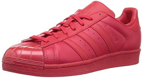 adidas Women's Superstar Glossy Toe W Fashion Sneaker