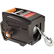 Master Lock 2953AT 12-Volt DC Portable Winch by Master Lock