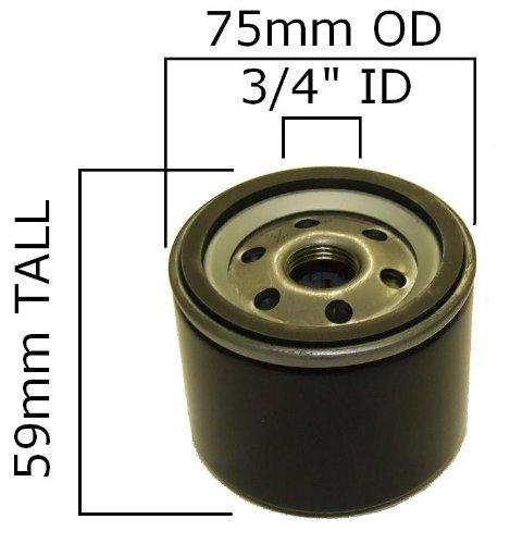 Briggs & Stratton spin on oil filter 492932
