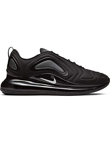 Zapatillas Nike Air MAX 720 Black/White Hombre 43 Negro