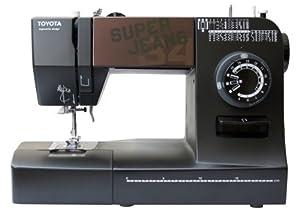 Toyota 34B Super Jeans - Máquina de coser, color negro
