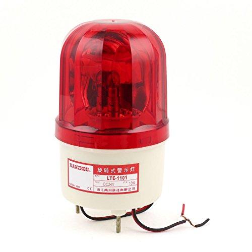 DC24V 10W Kreisverkehr Signal zeigen Warnung Industrial Light LTE-1101 de de Revolving Warning Light