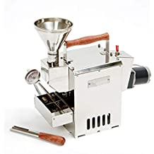 KALDI home coffee roaster hand operated type Full Package Including Hopper, Probe Rod, Chaff