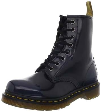 Dr. Martens 1460 Vegan Navy 14585410, Damen Stiefel, Blau (Navy), EU 36 (UK 3)