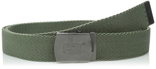 Caterpillar Men's Big-Tall Red Rock Belt Big And Tall Cotton Belt