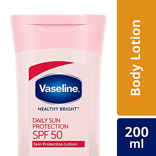 Vaseline Sun Protection SPF 50 Body Lotion, 200 ml