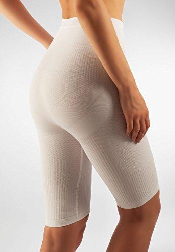 FarmaCell 312 Panty Massant Gainant Anti-Cellulite en Microfibre pour Femme Noir