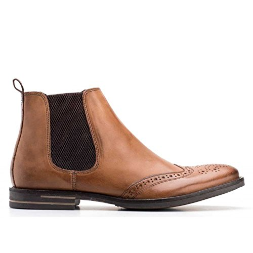 BOOTS BOXLEY NOIR Burnished Tan