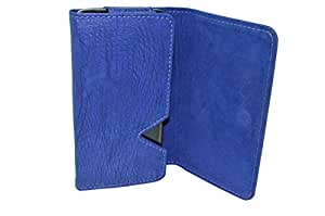 TOTTA PU Leather Wallet Pouch For Karbonn Smart A111
