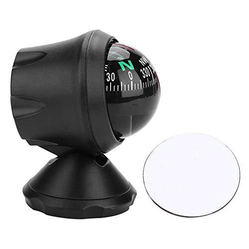 Dilwe Ball Kompass, Marine elektrnische Navigation Kompass mit Nacht Vision Funktion für Boot Schiff Outdoor Reise Vision Boot