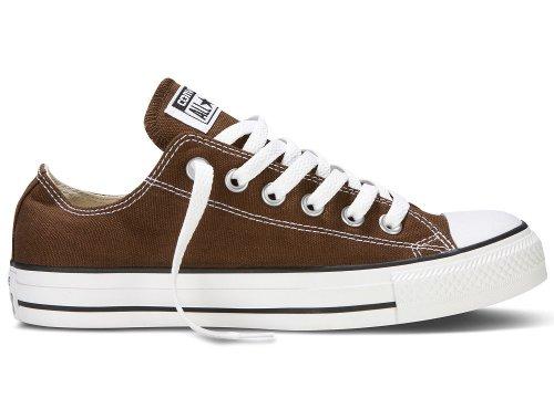 Converse All Star Ox, Sneaker Unisex Adulto Marrone (Marrone)