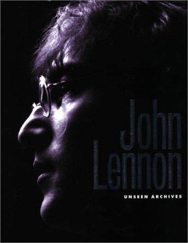 John Lennon (Unseen Archives) par Marie Clayton