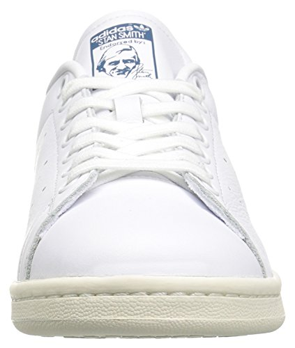 Smith S white Adidas Turnschuhe Synthetik Stan core Blue White W Damen AgWqv5xwa