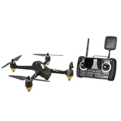 Hubsan H501S 5.8G RC Brushless FPV Drone H122D H123D Racing Drone with HD Camera for Adults