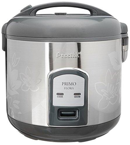 Preethi Primo RC 311 P18 Flora 1.8-Litre Rice Cooker