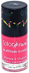 Color Fever Absolute Matt Nail Lacquer Matt Carmine, 8.5g