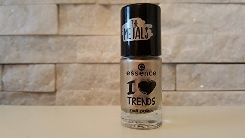 Essence I love TRENDS nail polish the metals 22 rock couture 8 ml -
