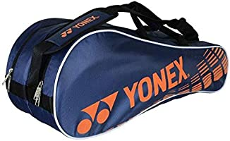 Yonex SUNR1825 Synthetic Double Compartment Badminton Kit Bag