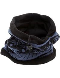 Unisex Patterned Snowflake Design Multifunctional Winter Hat / Snood / Mask