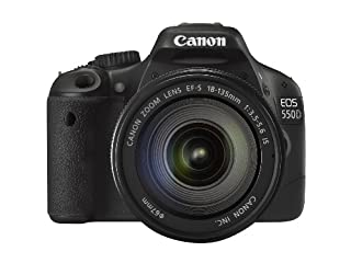 Canon EOS 550D - Cámara Réflex Digital 18.7 MP (Objetivo EF-S 18-135 IS) (Importado) (B0037KM2J2) | Amazon price tracker / tracking, Amazon price history charts, Amazon price watches, Amazon price drop alerts