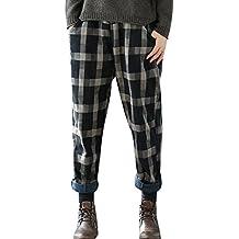 außergewöhnliche Auswahl an Stilen verschiedenes Design Turnschuhe Suchergebnis auf Amazon.de für: karierte Damenhose / Hose