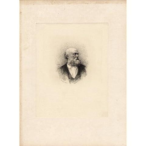 theprintscollector antico print-etching-portrait-genelli-painter-william