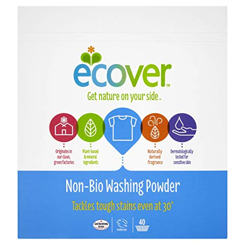 Ecover Concentrated Washing Powder Non Bio 3kg