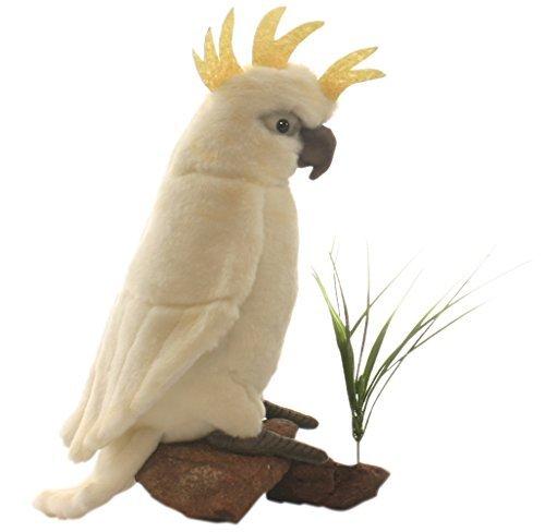 White Cockatoo 8.5 by Hansa by Hansa -