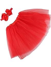 fotografía de la flor,Vovotrade falda de bebé + Venda