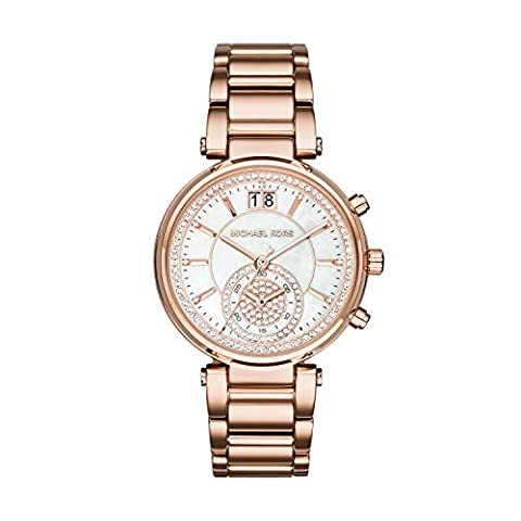 Michael Kors Damen-Uhren MK6282