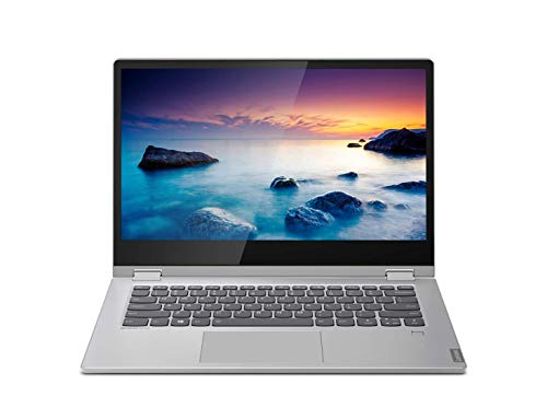 "Lenovo Ideapad C340-14IWL Convertible 14""'HD Tactile Gris (Intel Pentium, RAM 4 Go, SSD 128 Go, Intel HD Graphics, Windows 10S)"