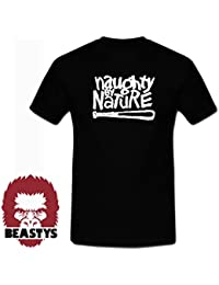 naughty by nature NORMAL Tribe called quest Gangstarr rap hip hop krs music unisex t shirt - 5 colours
