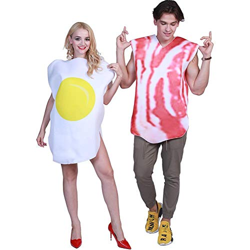 Speck Kleid Erwachsene Kostüm - GLOBEAGLE 2/Set Frauen Herren Kostüm Paar