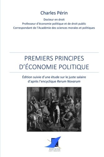 Premiers principes d'économie politique