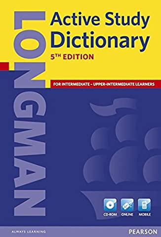 Longman Active Study Dictionary 5e Ed.