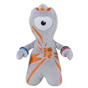 Olympic Mascots 20cm Plush Wenlock