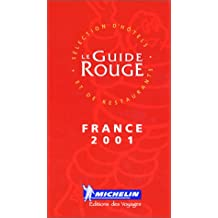 Le Guide Rouge France 2001