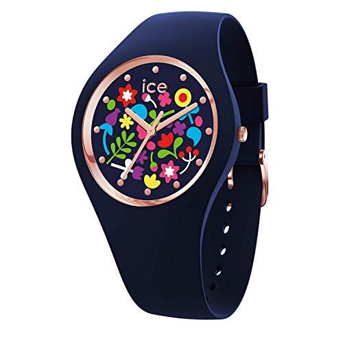 Ice-Watch Reloj Analógico para Mujer de Cuarzo con Correa en Silicona 016655