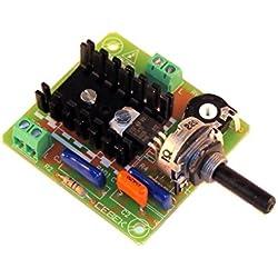 CEBEK - Regulador De Velocidad Motores Monofásicos C.A. 230V 2Cv (Hp) 1500W Ce-R10