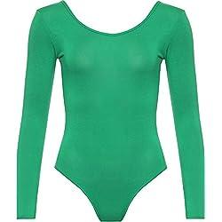 WearAll - Combinaison Extensible à Manches Longues - Combinaisons - Femmes - Jade - 40-42