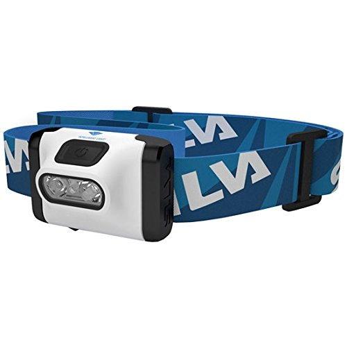 Silva Active XT Stirnlampe, Blau, One Size