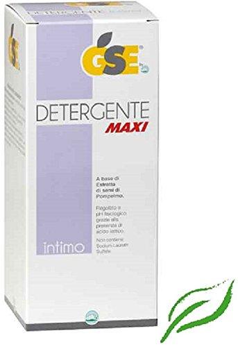 GSE INTIMO DETERGENTE MAXI 400ML