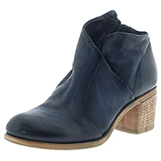 FB Fashion Boots Damen Schuhe A.S.98 597211 Airsteps Stiefelette Lederschuhe Blau 39 EU inkl. Schuhdeo