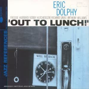 Out To Lunch - Digipack