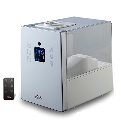 Heaven Fresh HF 710 Humidificador Digital Ultrasónico con Ionizador
